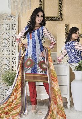 Special Cotton Salwar Kammez Suit