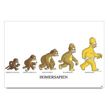 Homersapien   Poster