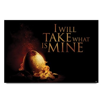 I Will Take All The Mine    Poster