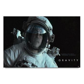Gravity Scene   Poster