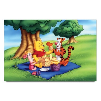 The Pooh And Team   Poster