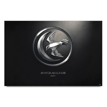 Game Of Thrones Arryn House Poster