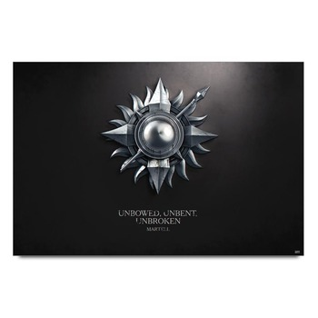 Game Of Thrones Martell House Poster
