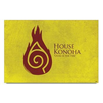 House Konoha Poster