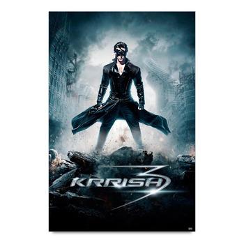 Krrish 3 Hrithik Roshan Poster