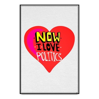 Now I Love Politics Aap  Poster