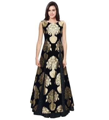 gown by kmozi (Black)