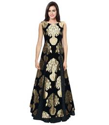 Buy gown by kmozi (Black) Woman online
