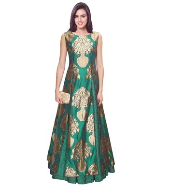 gown by kmozi (Rama Green)