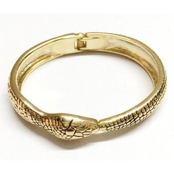 Craftstages Sleek Brass Bracelet Kada