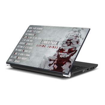 Linkin Park Quote Laptop Skin