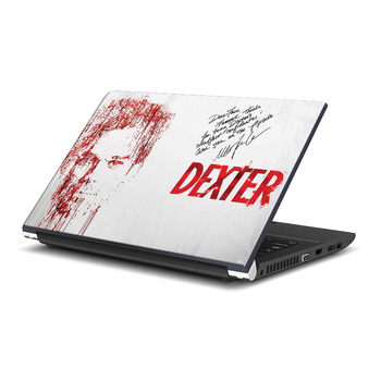 Dexter Quote Laptop Skin