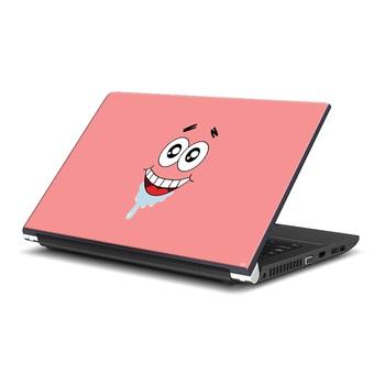 Surprise Smiley  Laptop Skin