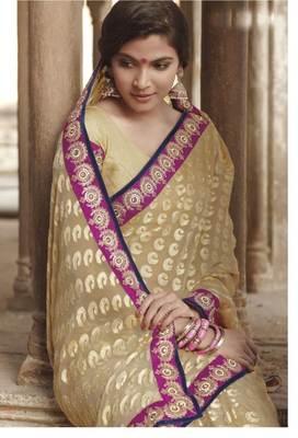 Embroidered Saree SC2483