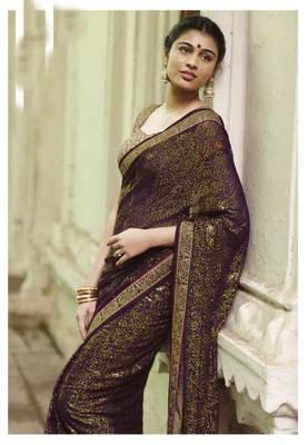 Embroidered Saree SC2488