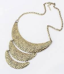 Buy Three Layer Chocker Neckpiece  T Necklace online