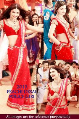 PRACHY IN RED