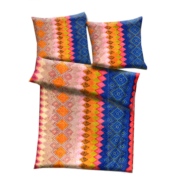Multicolor Polyester Contemporary Print Single Bed  Ac Quilt