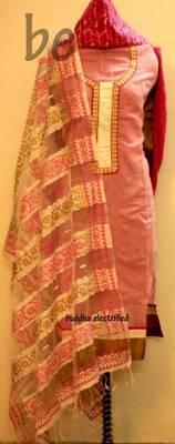 Rosy Marilyn Suit