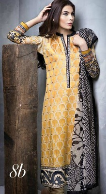Sana Safinaz Designer Pakisatni Lawn Suit