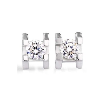Signity Sterling Silver Amrita Earring