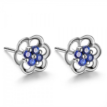 Signity Sterling Silver Nupoor Earring