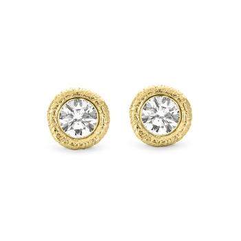 Signity Sterling Silver Sakshi Earring