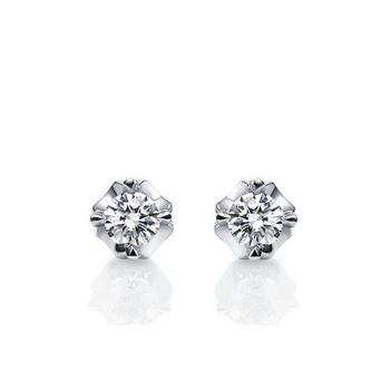 Signity Sterling Silver Priya Earring
