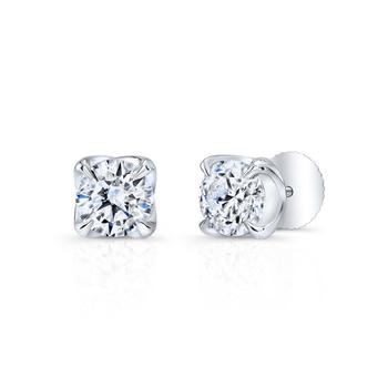 Signity Sterling Silver Vanshika Earring