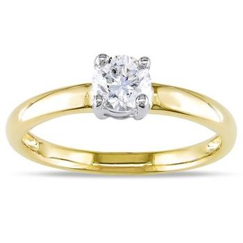 Signity Sterling Silver Naina Ring