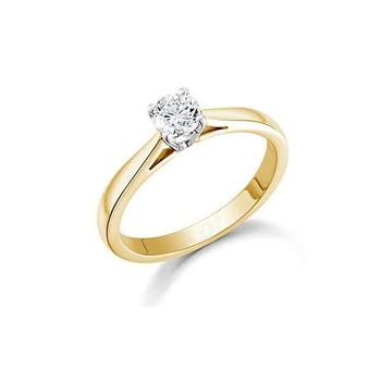 Signity Sterling Silver Sakshi Ring