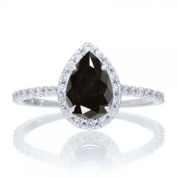 Signity Sterling Silver Amita Ring