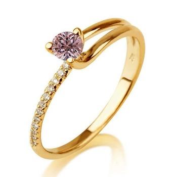 Signity Sterling Silver Sarika Ring