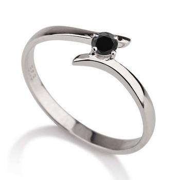 Signity Sterling Silver Sapna Ring