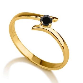Signity Sterling Silver Aarya Ring