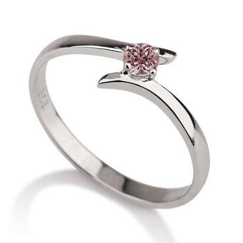 Signity Sterling Silver Arundhati Ring