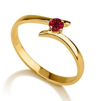 Signity Sterling Silver Shamiksha Ring
