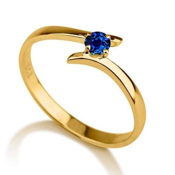 Signity Sterling Silver Aakansha Ring