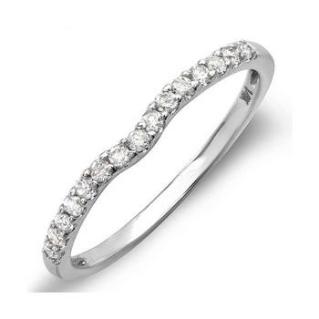 Signity Sterling Silver Kavya Ring