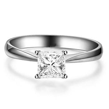 Signity Sterling Silver Nisha Ring