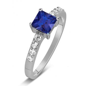 Signity Sterling Silver Divya Ring