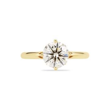 Signity Sterling Silver Suchita Ring