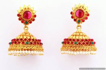 Fashionable Earring Collection 27