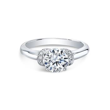 Signity Sterling Silver Rajashree Ring