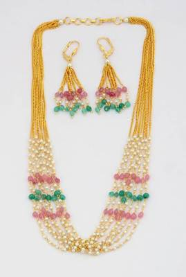 Fashionable Necklace Collection 25