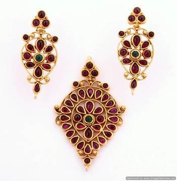 Exquisite Pendant Collection 3