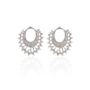 Heena Fashion Collection Stud Earrings >> HJER06 <<
