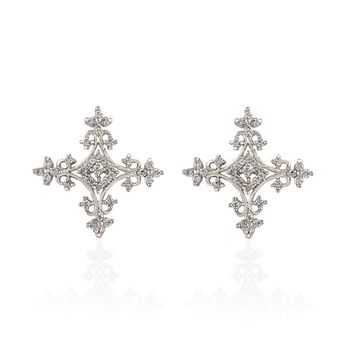 Heena Fashion Collection Stud Earrings >> HJER07 <<