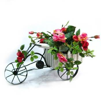 Roses on wheels (Red)
