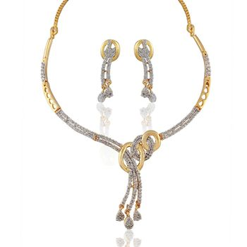 Heena Western Collection Necklace Set >> HJNL86 <<